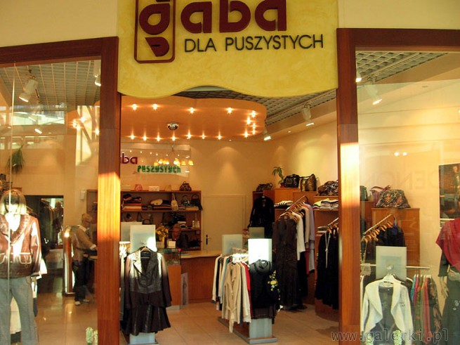 af41b99f7a Gaba ubrania dla puszystych    GALERKI.PL