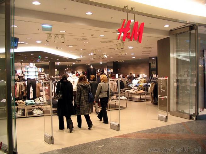 H&M Złote Tarasy