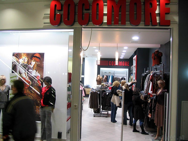 f1daf947bab17 Cocomore czyli more than Coco. Sklep z ubraniami dla młodych kobiet. Zaledwie  kilka .