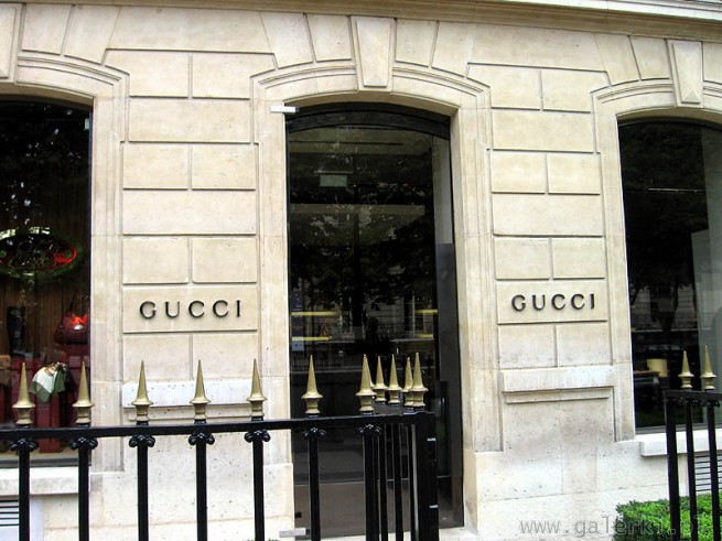 Gucci, or the House of Gucci, is an Italian fashion and leather goods label. It ...