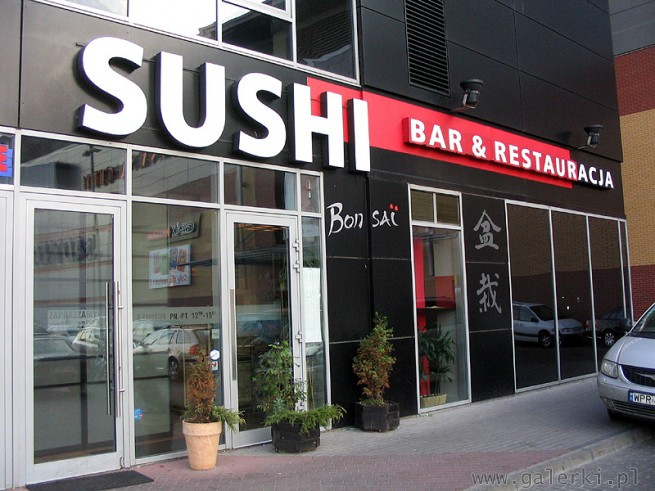 Sushi - Bar i restauracja