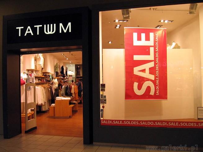 8e955dce1b Tatuum - fajne ciuchy i polska marka odzieżowa. Sklep jest ładny ...
