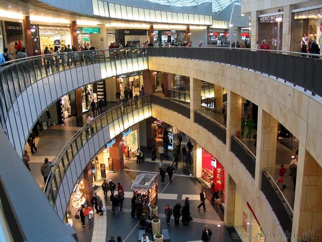 Galerie handlowe zlokalizowane s na tarasach galerki pl Sklepy designerskie warszawa