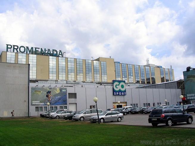 Sklep sportowy go sport i widoczny mall promenada galerki pl Sklepy designerskie warszawa