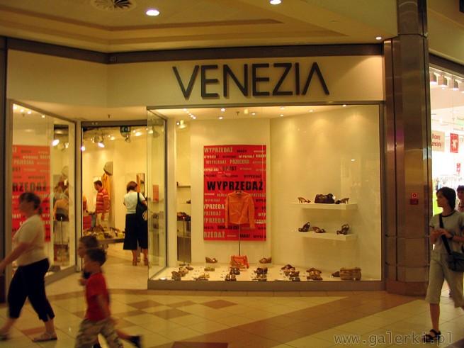 Obuwie damskie VENEZIA na jesień 2007 Buty i torebki