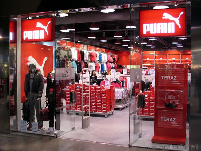 największa zniżka różnie szalona cena Puma - oferuje szeroką gamę odzieży, obuwia i akcesoriów nie ...