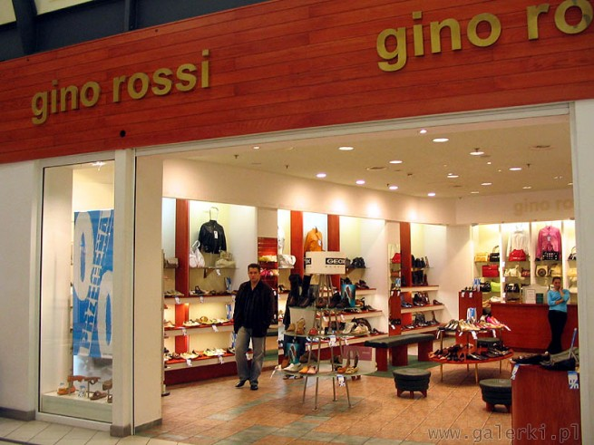 Gino Rossi, polski producent but�w we w�oskim stylu